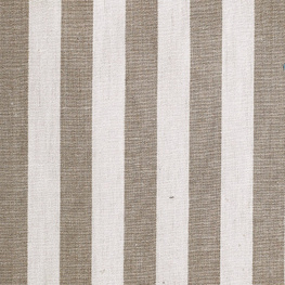 Candy Stripe Beige White