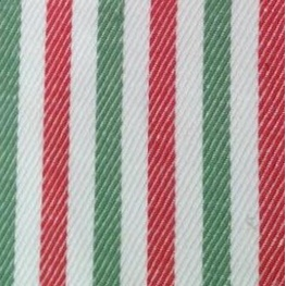 Brighton Stripe Red/Green