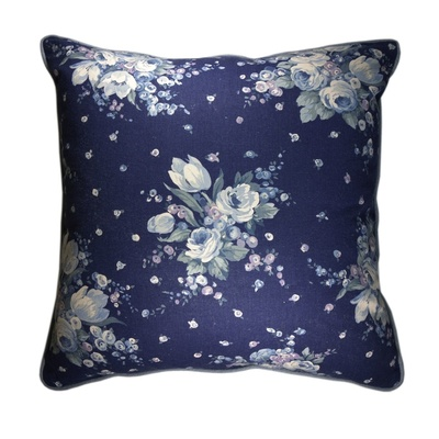 Staffordshire Rose Cushion Cover - 50cm