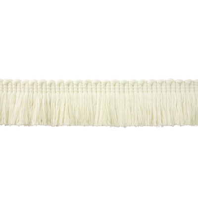Fringe, Ruche Small - Cream