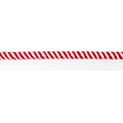 Rope, Flange - Red / White