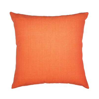 Moleskin Cumquat Cushion Cover - 55cm