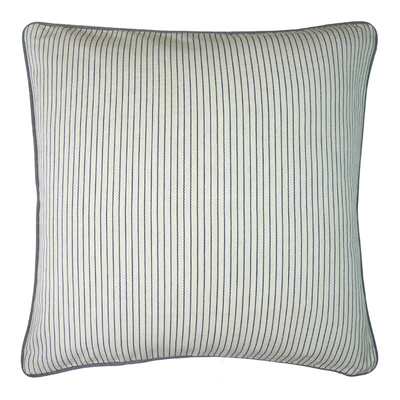 Nautilus Charcoal Cushion Cover - Various Sizes