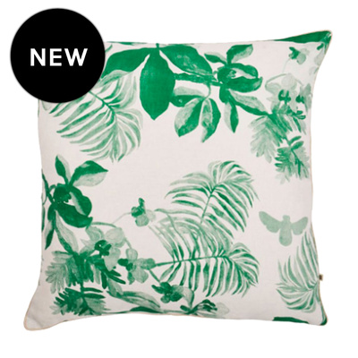 Palms Green Cushion - 60cm