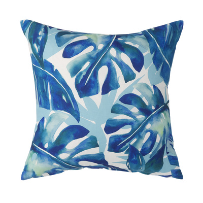 Bower Azure Outdoor Cushion - 50cm