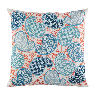 Jandai Rouge Cushion - 60cm