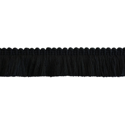 Fringe, Ruche Small - Black