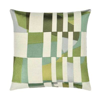 Glasshouse Celadon Cushion - 50cm