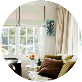 Ask Chrissie: Should I get Curtains or Blinds?